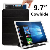 Case Cowhide Sleeve Tablet PC 9 7 Protective Smart Cover Protector Genuine Pad Leather PU 9