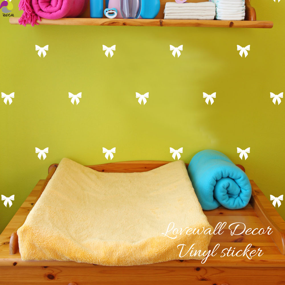 Dorable Bow Wall Art Embellishment - The Wall Art Decorations ...