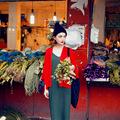 Кимоно кимоно кимоно кардиган feminino harajuku рубашка кардиганы женщины Хлопок белье Форме Крыла Летучей Мыши Кардиган Летучая Мышь Мыс Пальто