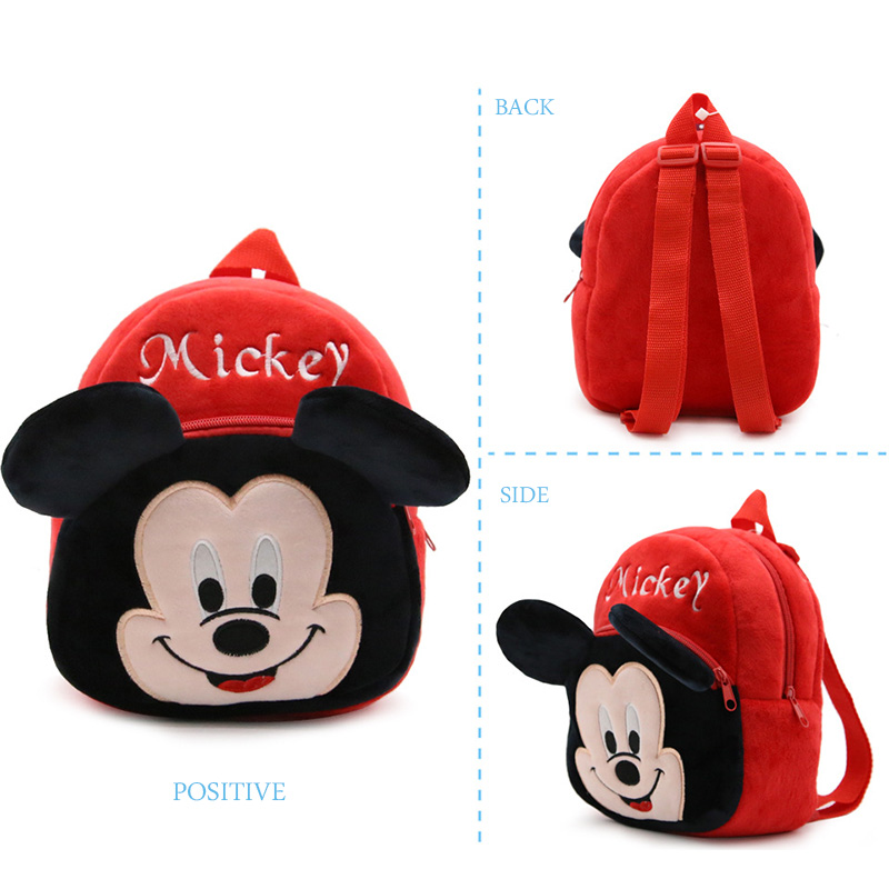 Cartoon Plush Kids School Bags Children Girl Mini School Backpacks Baby  mochila Infant School Bags Boy Backpacks Gift For Kids-in Plush Backpacks  from Toys ... 4b352b9a888fd