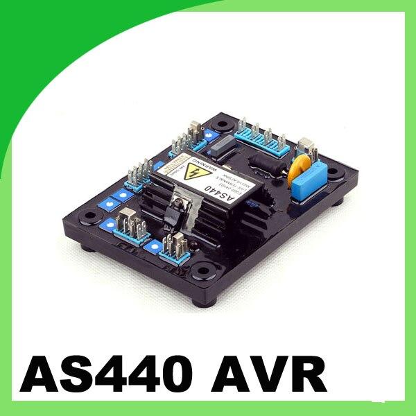 ФОТО Generator parts AS440 Automatic voltage regulator for generator