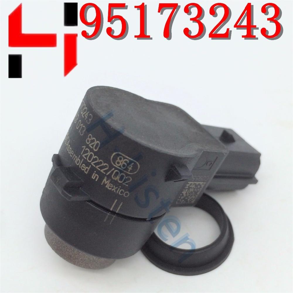4pcs Parking Distance Control PDC Sensor For Chevrolet Cruze Aveo Orlando Opel Astra J Insignia 95173243 0263013820 Parktronic