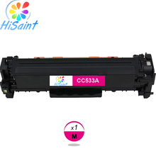 Promotion Hot Sale Magenta Toner Cartridge Cheap for HP CC533A 304A (Magenta1-Pack) For HP CP2020/CP2025/CM2320 Laser Printer
