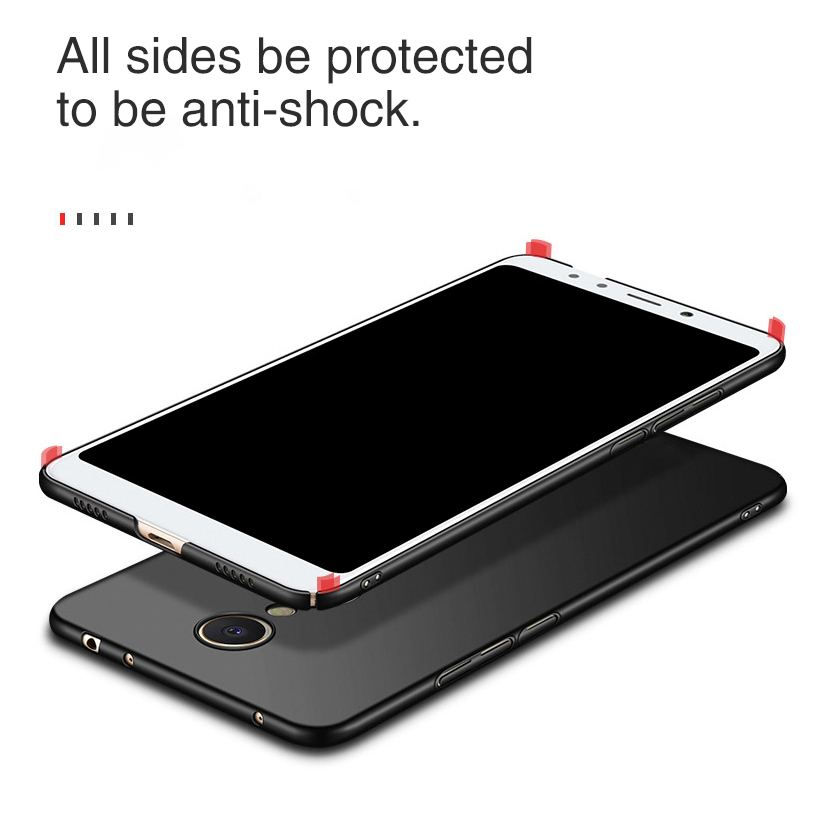 Ojeleye Plastic Case For Xiaomi Redmi 5 Plus Case Mi Max Mix 2 2s Mi A1 Mi6 Redmi 5 5A Note 4 4X 5A Prime Pro Y1 Mi 5X Cover in Fitted Cases from Cellphones Telecommunications