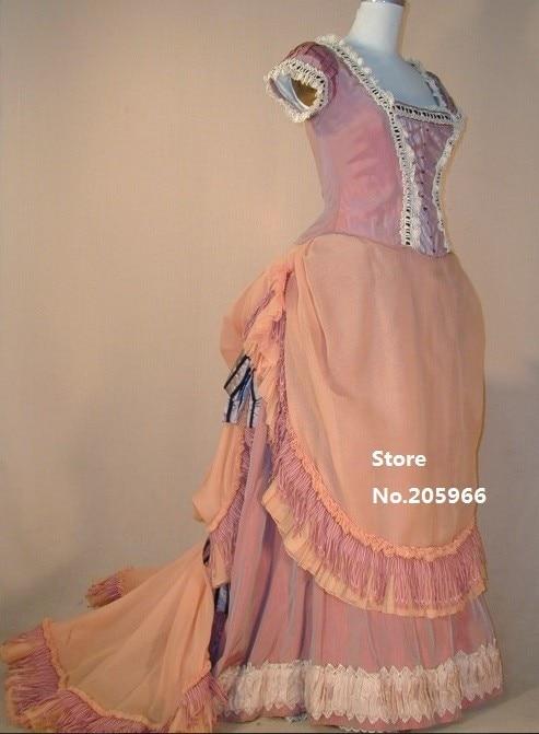 Free Shipping 1800 S Era Nobility Sweet Princess Deluxe Pink Shot