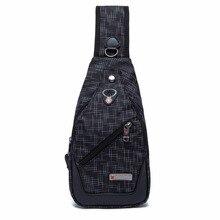 0c09779f3ba436 2018 schweizer Marke männer Brust Pack Wasserdichte Oxford Einzelnen  Schulter Schiefen Paket Casual Umhängetasche für Männer