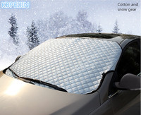 HOT Car Styling High quality Foldable Car Windshield Sun Shade for SEAT leon ibiza altea alhambra Accessories