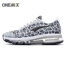 ONEMIX Running Shoes Men Mesh Breathable Sneakers Max 95 Comfortable Sports Women Casual