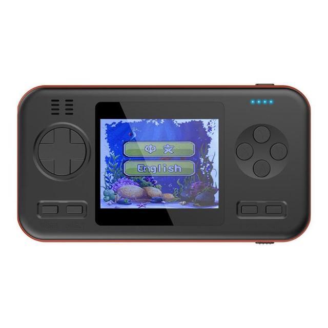 Buil 416 קלאסי משחקי כף יד Gamepad קונסולת משחקי מכונת עם 8000mAh כוח בנק משחק משחק צעצועי עבור ילדים מבוגרים