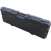 110 CM Tactical Gun Storage Case Black Waterproof ABS Toy Shotgun Gun Guard For hunting accessories