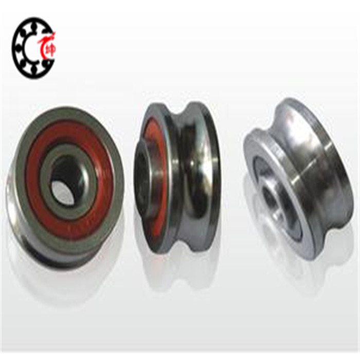 Free shipping 10pcs TU16 T16  U16 T16.5 ABEC5 6mm pulley bearings 5x16.5x9x11mm U groove roller wheel ball bearing T-U-16 free shipping 10pcs lot js0519u u groove pulley bearings 5x19 5x5 2mm ugroove roller wheel ball bearing for clothes hanger 635zz