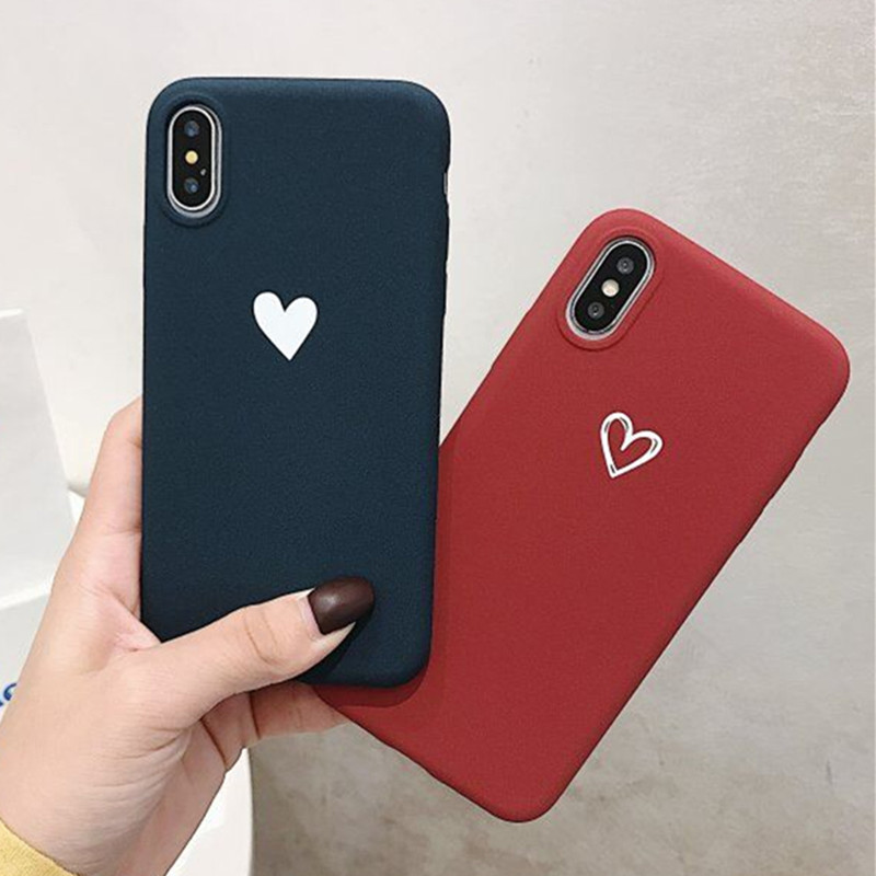 Silicone Have Lovely Love Pattern Soft TPU Cover Phone Case For <font><b>Xiaomi</b></font> Redmi Note 4 4A 4X 5 5A 5X 6 6A 6X <font><b>8</b></font> 8SE <font><b>Lite</b></font> Plus Pro S2 image