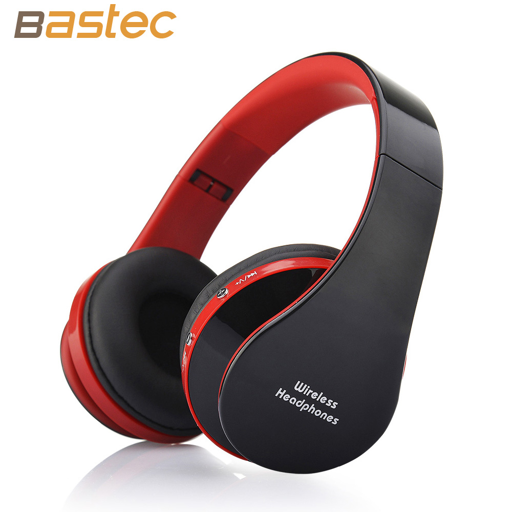 Noise Reduction Built in Microphone Headphones Wireless Bluetooth ...