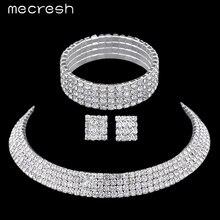 Luxusní set šperků – řetízek, náušnice a náramek