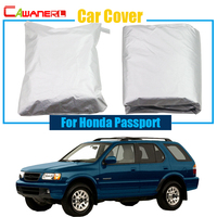 Outdoor Cover Car UV Anti Cover Snow Rain Sun Resistant Protection Cover Dustproof For Passport High
