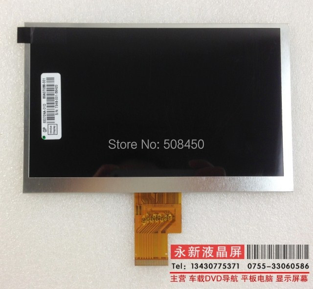 Original LCD Display 7 Megafon Login 2 MT3A Tablet 40P LCD Display Screen Panel Matrix Digital Replacement Free Shipping original touch screen panel digitizer glass sensor replacement for 7 megafon login 3 mt4a login3 tablet free shipping