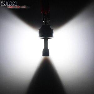 Image 5 - Ijdm 6000 18k luxen搭載led H7 led電球velosterのアクセントハイビーム昼間ランニングライト