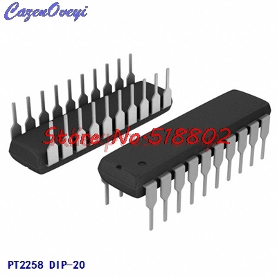1pcs/lot PT2258 2258 DIP-20 In Stock