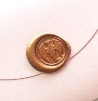 Phoenix Wax Seal Stamp Wedding Wax Stamp Heraldic Seal Ws174