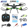 Original JJR/C JJPRO X1 2.4G 4CH 6-Axis RC Quadcopter Brushless Motor RTF Drone JJRC Quadcopter RC Drone