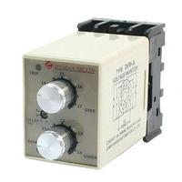 DVM A/12V DC 12V Protective Adjustable Over/Under Voltage Monitoring Relay