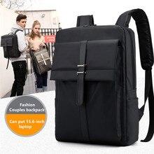 NEW Waterproof Nylon 30L Men 15.6 inch Laptop Backpacks School Fashion Travel Male Mochilas Feminina Casual Women Schoolbag