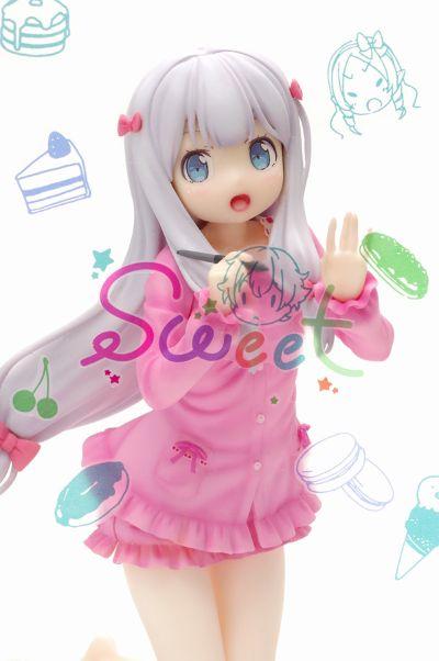 Anime Eromanga Sensei Cute Kawaii Izumi Sagiri Sweet Ver. PVC Statue Figure Model ToysAnime Eromanga Sensei Cute Kawaii Izumi Sagiri Sweet Ver. PVC Statue Figure Model Toys