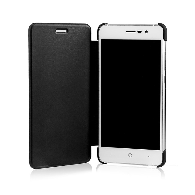 DOOGEE X10 Case 100% Original The Leather Case for X10 luxury flip leather