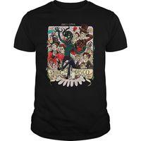 885005534 Crazy Genius Panic At The Disco Shirt Cartoon T Shirt Men Unisex New  Fashion Tshirt Loose