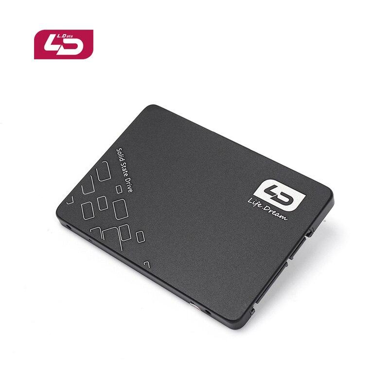 LD SSD 120 GB Interne Solid State Drive 240 GB SSD Disque 2.5 pouces SATA3 Disque Dur pour Ordinateur Portable De Bureau PC SSD Disque 120G 240G