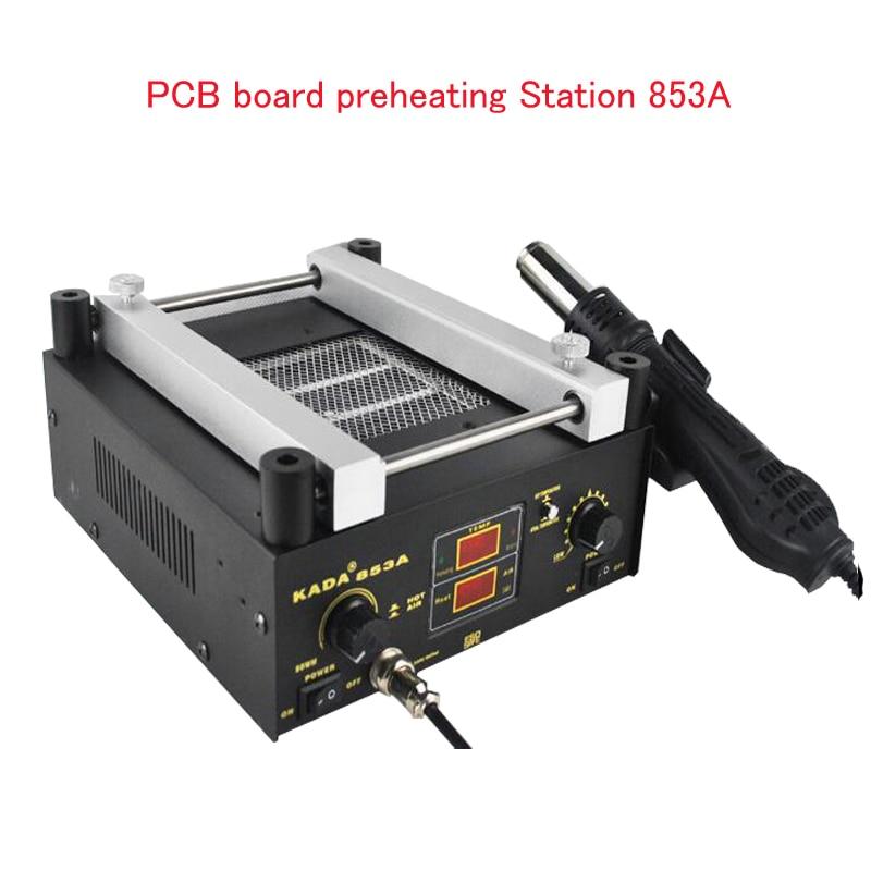 110V/220V Preheating Station Desoldering Station | PCB Board Preheating Station 853A цена