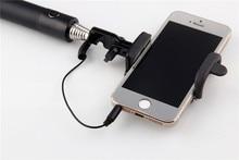 Luxury Extendable Folding Wired Selfi Self Selfie Stick Monopod