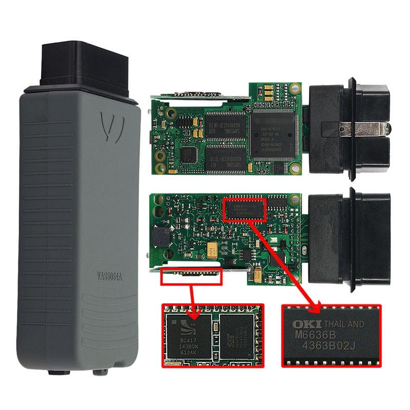 HTB19vJpaErrK1RkSne1q6ArVVXad Original OKI VAS 5054A ODIS 5.1.3 Bluetooth AMB2300 VAS 6154 WIFI VAS5054A Full Chip VAS5054 UDS VAS6154 For VAG Diagnostic Tool