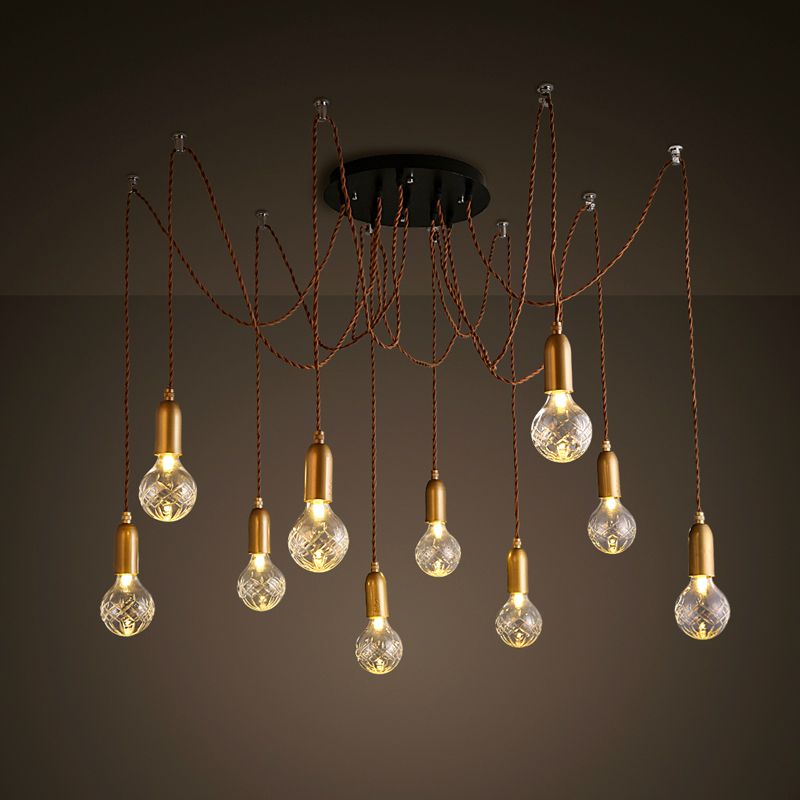 contemporary glass lighting. Vintage Lighting Contemporary Glass Pendant Lights Lamp For Interior Home  10 Lights-in From \u0026 Lighting On Aliexpress.com Contemporary Glass P
