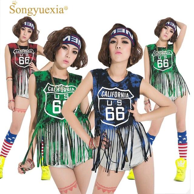 44e233563d579 Nuevo disfrazde jazz de moda para mujer Songyuexia 2017