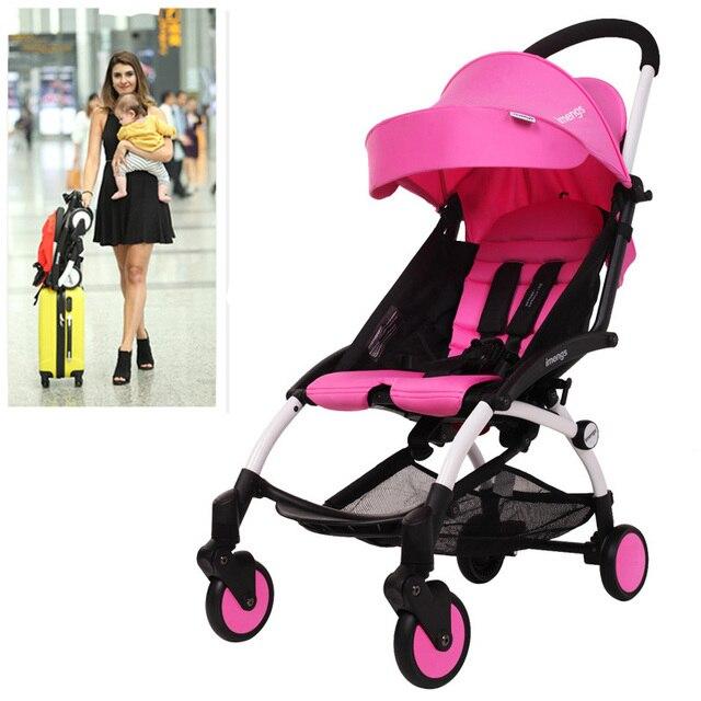New Style Baby Stroller Travel Portable Folding Baby Stroller for Children 6-36 Months