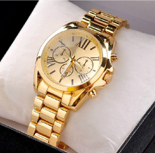 Assez Célèbre kors marque montres femme en or Rose or argent sport avec  LU42