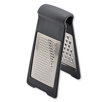 Stainless Steel Double Side Grater Potato Carrot Cucumber Onion Slicer Cheese Salad Shred Cutter Household Kitchen
