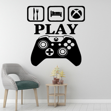Fashionable Play Game Pvc Wall Decals Home Decor For Boys Bedroom Decoration Murals