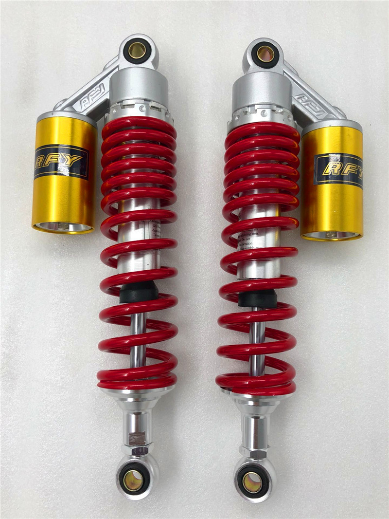 1pair 340MM Motorcycle Shock Absorber Rear for Suzuki GS1000G GS550 E/L/M/T  BMW R100 CS/RS/RT/S/7 Yamaha VMAX Kawasaki KZ750 LTD