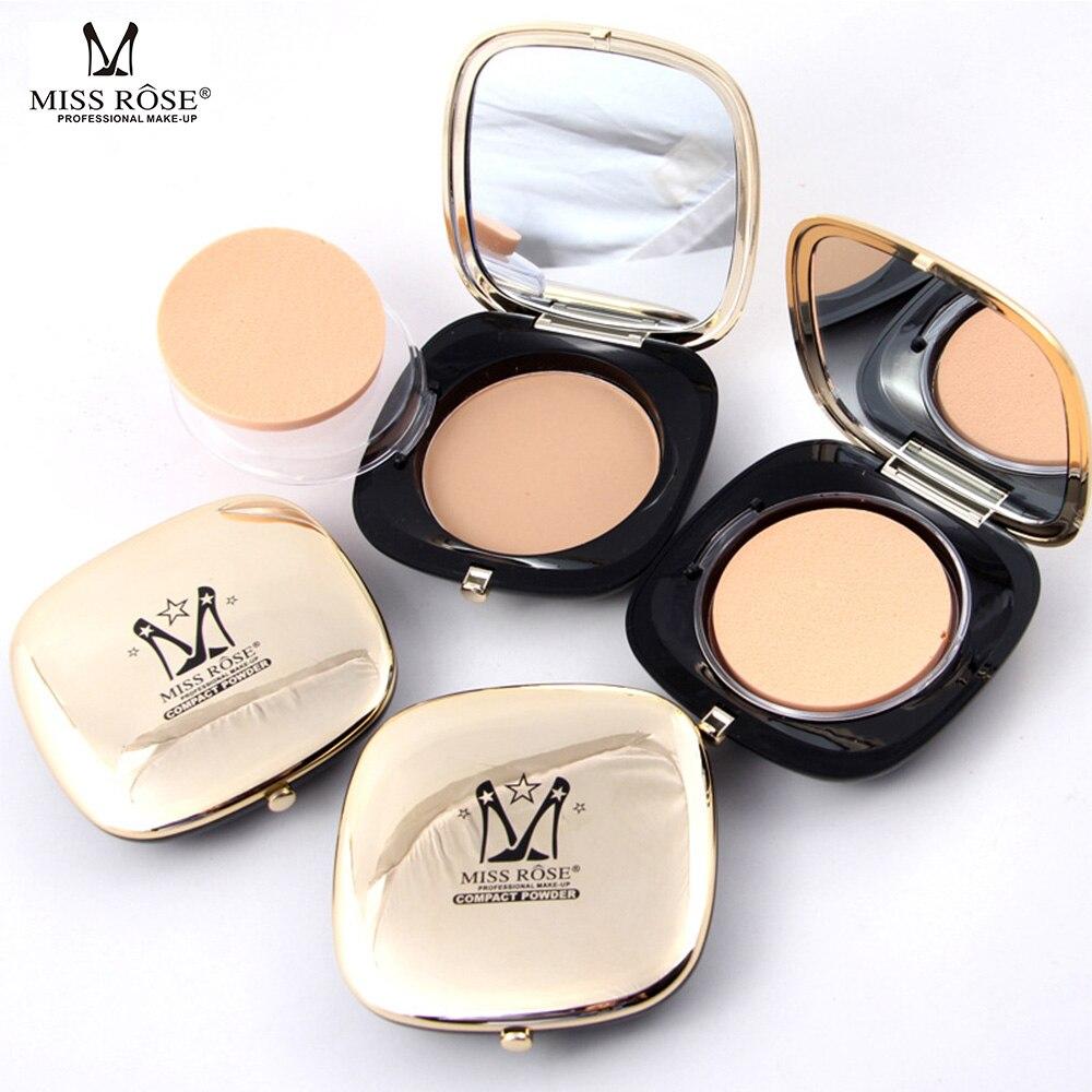 Mineral Pressed Powder Contour Palette Makeup Press Powder