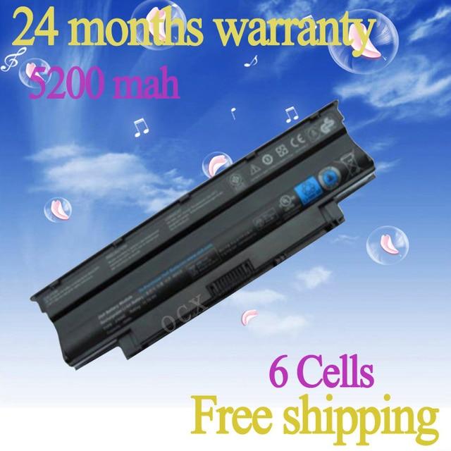 JIGU Laptop Battery For DELL Inspiron 14R 15R 17R M411R M501 M5010 N3010 N3110 N4010 N4110 N5030 N5110 N7010 N7110 Vostro 3450