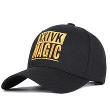 лучшая цена Bruno Mars 24k Magic XXIV Baseball Cap Mars Brother Same Style Black White 2 Color Hot Sale