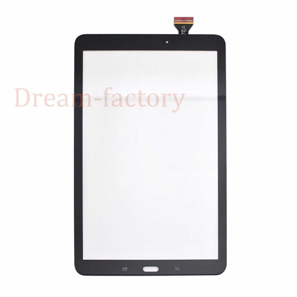 20pcs DHL Touch Screen Digitizer Sensor Front Outer Glass Lens for Samsung Galaxy Tab E 9