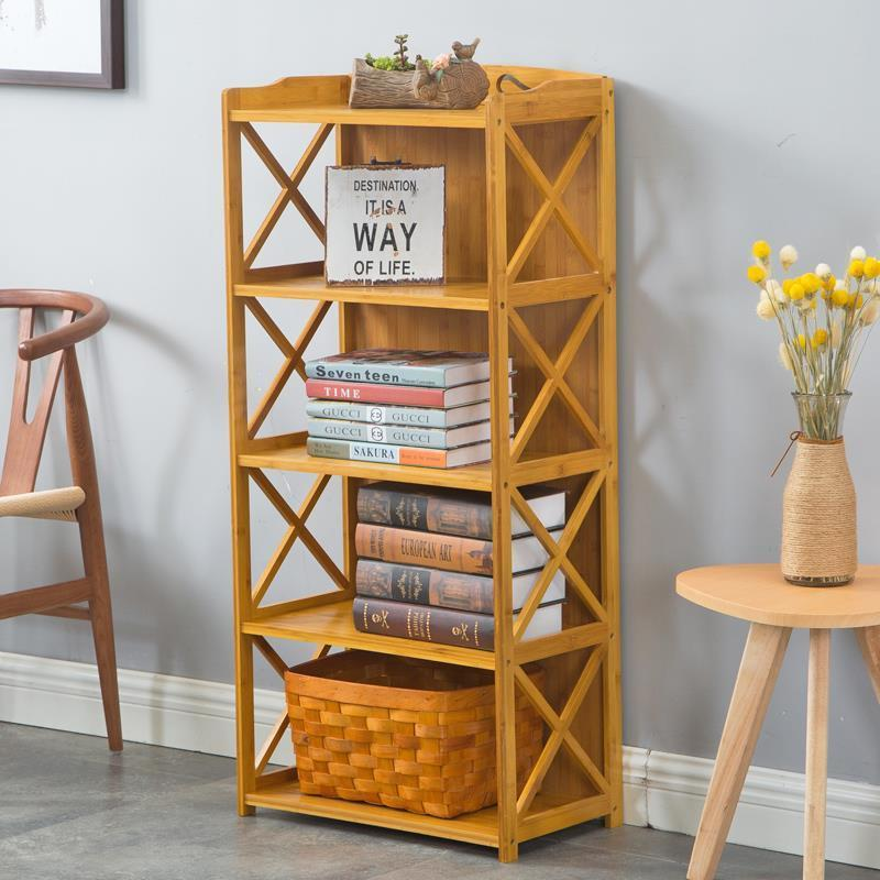 Madera Bureau Meuble Rangement Wall Oficina Boekenkast Mobilya Rack Decoracion Librero Libreria Furniture Retro Book Shelf Case