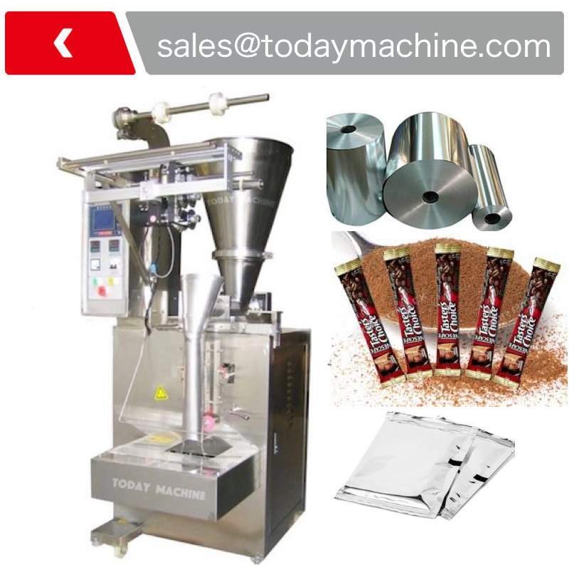automatic toner/beetroot/persimmon powder packing machine