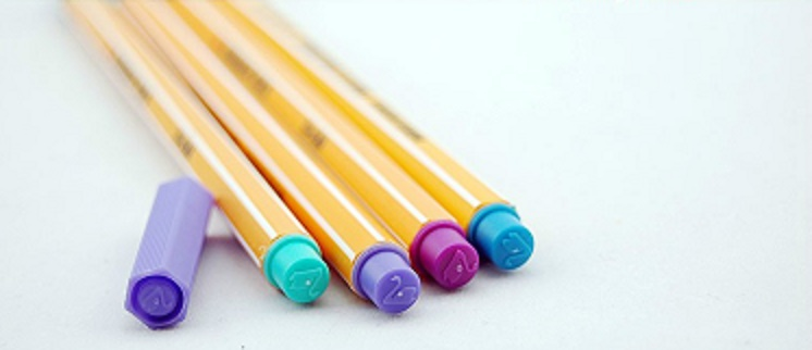 STABILO 88 Colored Pens - Set of 10 pieces 3