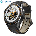 Teamyo i2 Smart Watch Phone Android 5.1 MTK6580 Bluetooth Support WIFI 3G GPS Google Play Map Really Smartwatch for Android