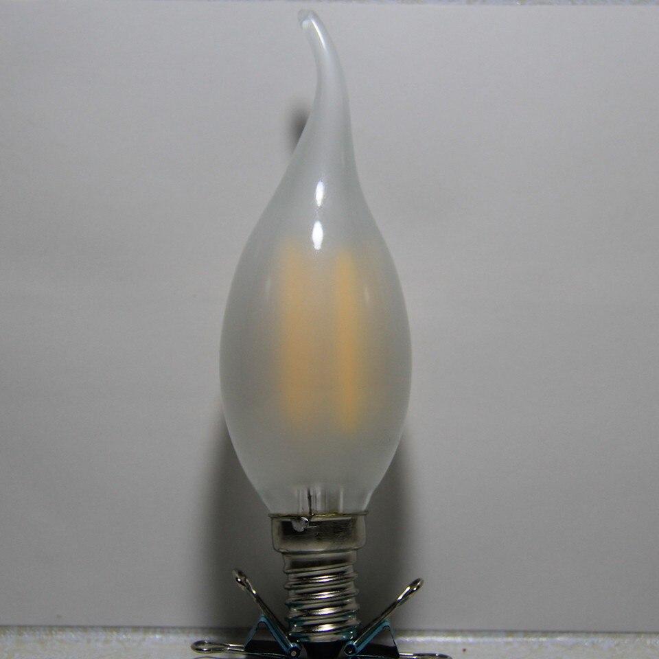 Lâmpadas Led e Tubos dimmable levou filamento da lâmpada Comprimento : 100mm