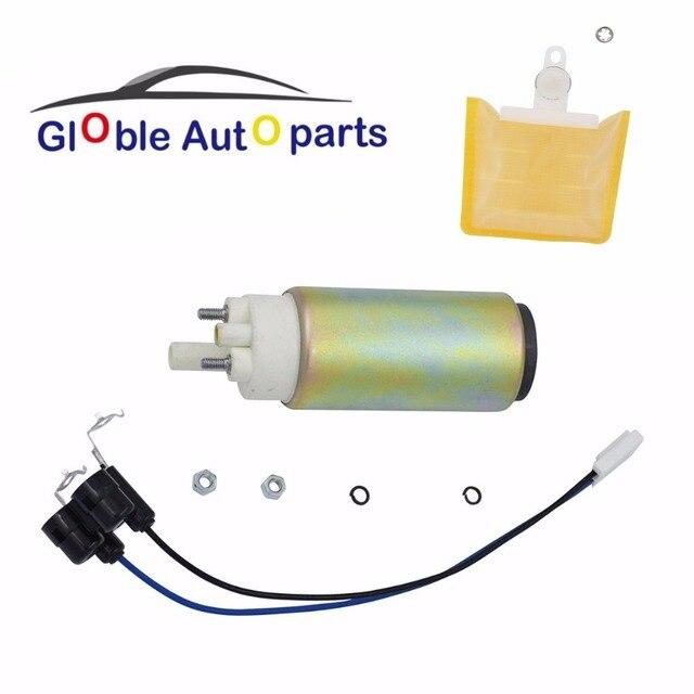 US $8 07  12V Fuel Pump For Car Mazda Miata Suzuki Samurai SE416 Ford  Aspire Festiva Geo GMC Tracker E2111 GCA355 15100 57B10 TP 111-in Fuel  Pumps